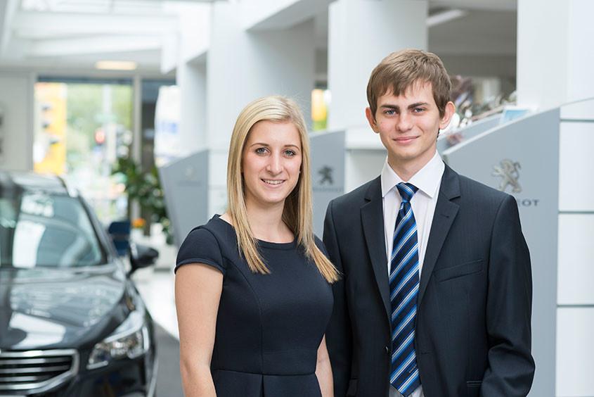 Sandra Zink, BSc & Philipp Edelsbrunner