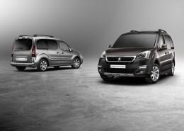 Jede Fahrt wird zum Ausflug. Der Peugeot Partner Tepee ist der perfekte Begleiter auf jeder Tour –im Alltag und in der Freizeit.